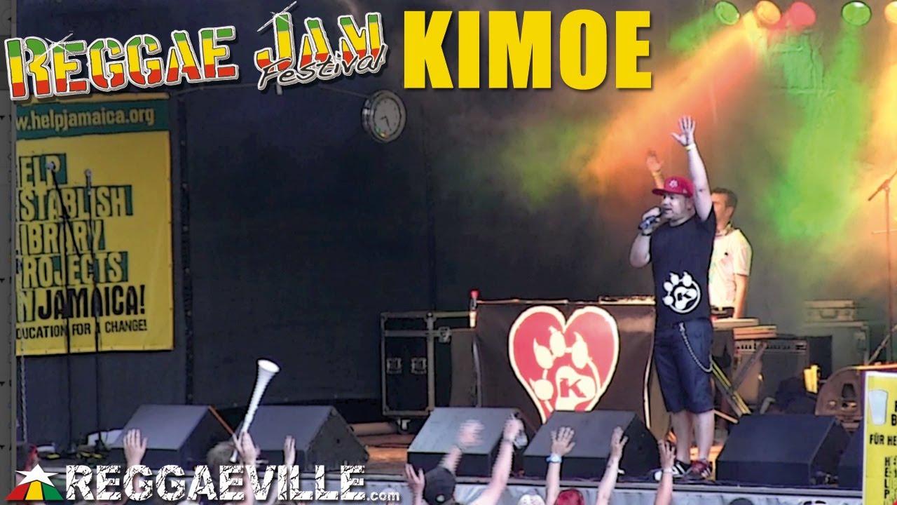 Kimoe @ Reggae Jam 2013 [8/2/2013]