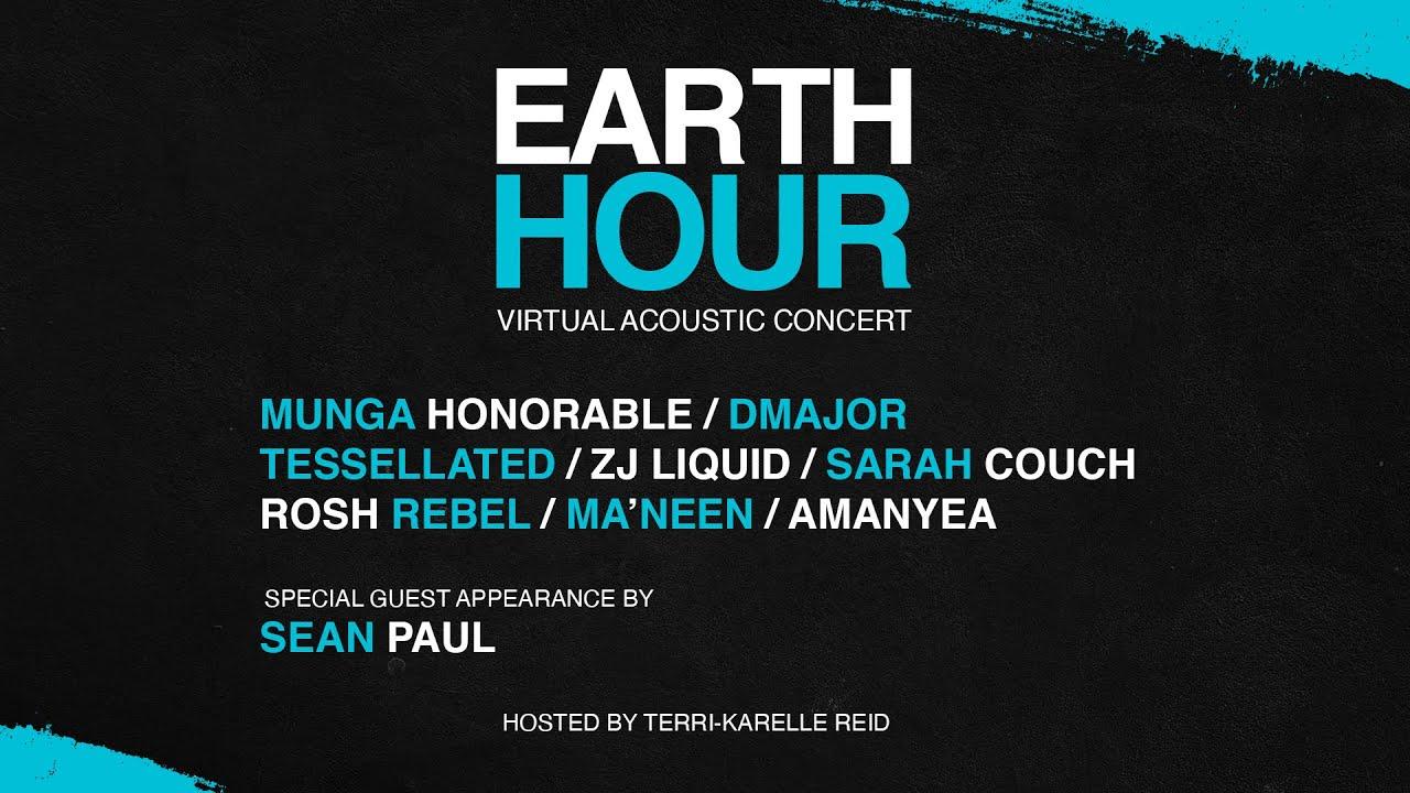 Earth Hour Jamaica - Virtual Acoustic Concert 2021 [3/27/2021]