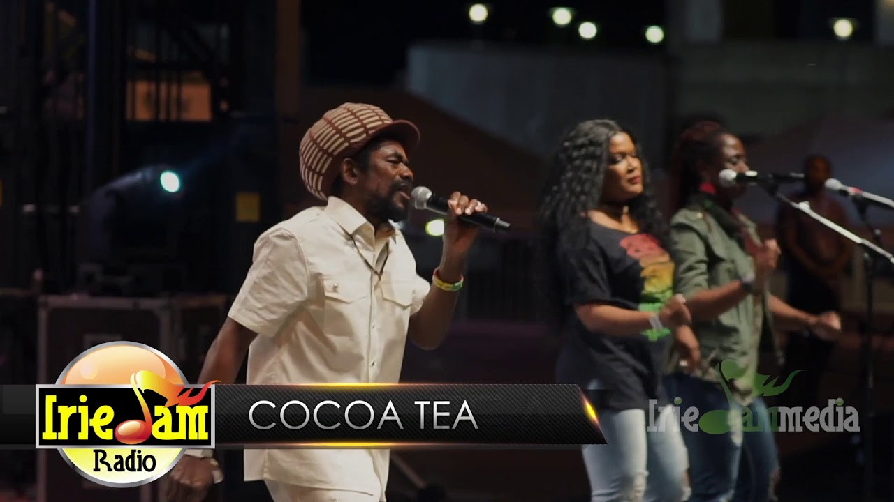 Cocoa Tea @ Reggae Under The Stars 2017 [8/31/2017]