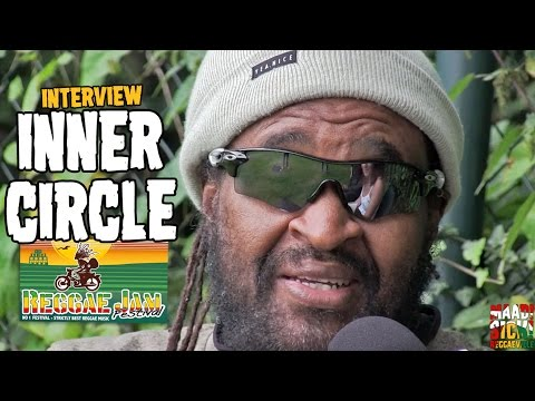 Inner Circle - Interview @ Reggae Jam 2016 [7/31/2016]