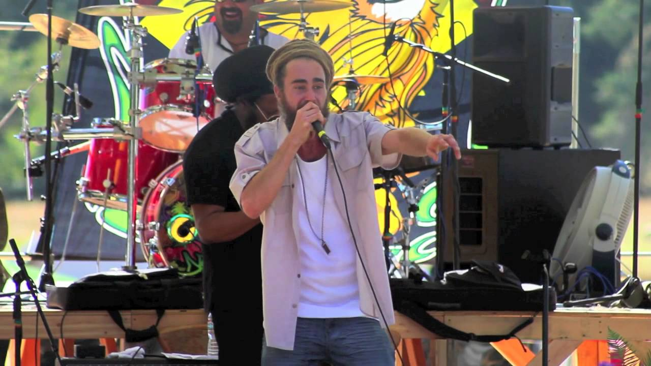 Soulmedic @ NW World Reggae Festival 2013 [10/5/2013]
