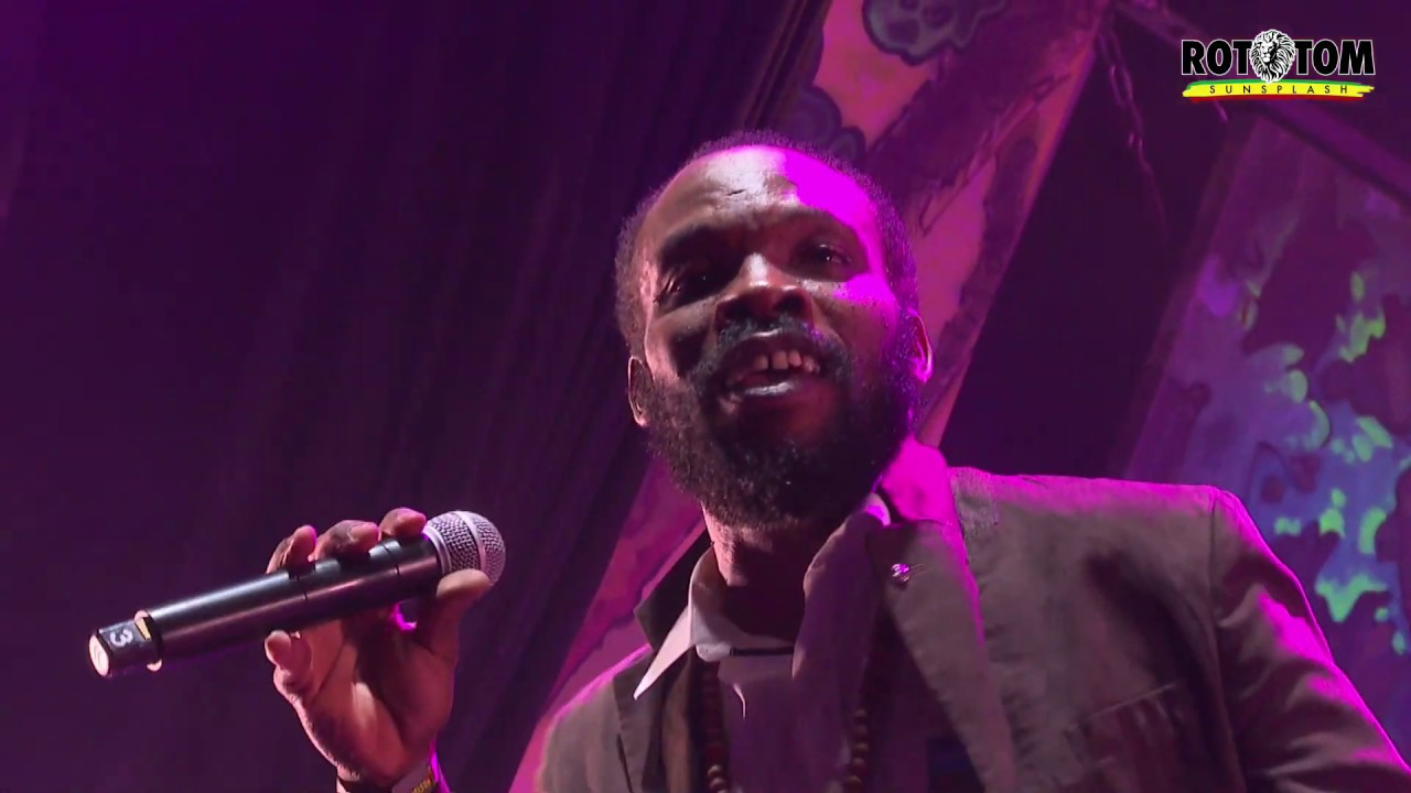 Bushman @ Rototom Sunsplash 2019 [8/21/2019]