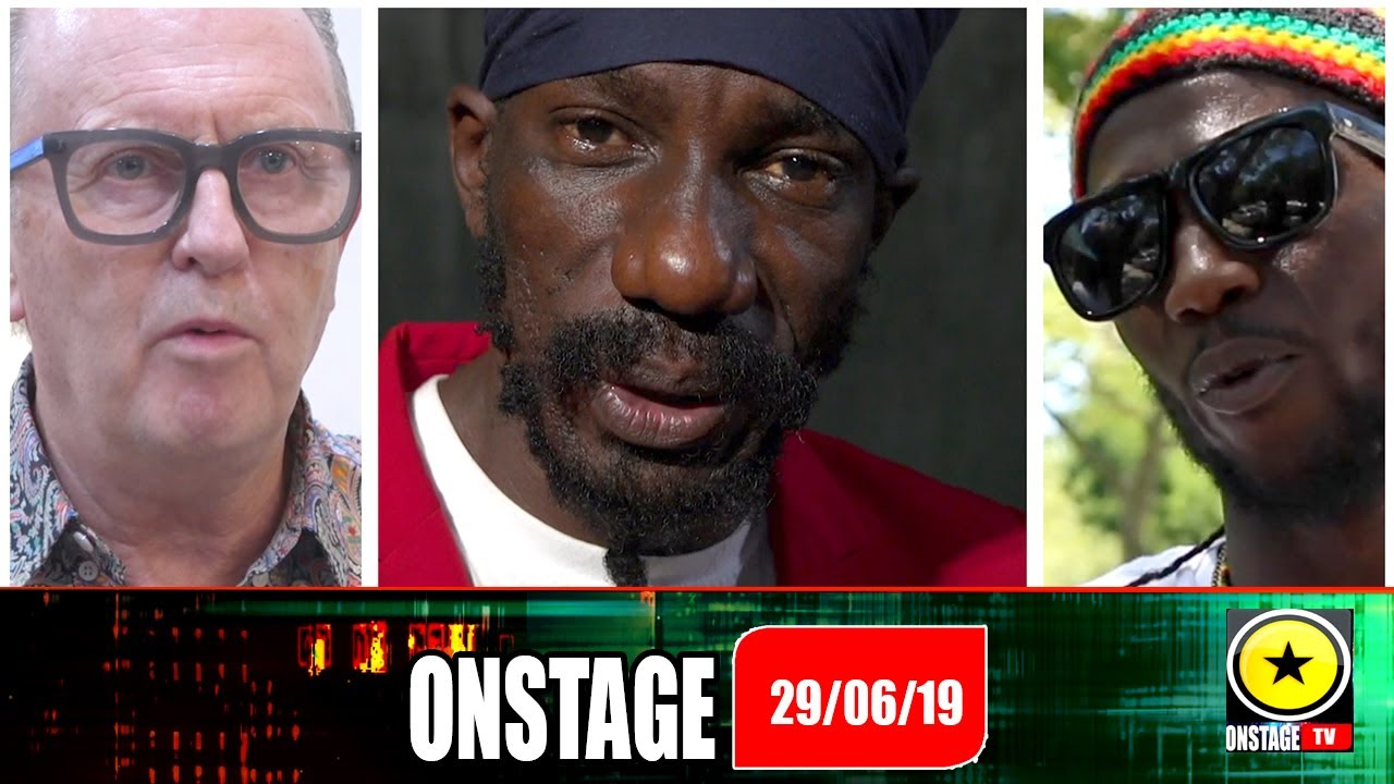Sizzla, David Rodigan, Active Dancers @ OnStage TV (Full Show) [6/29/2019]