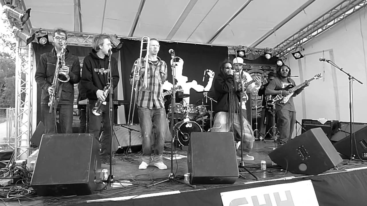 First Light - Bring Back Di Herb @ Rebel Music Festival 2011 [6/4/2011]