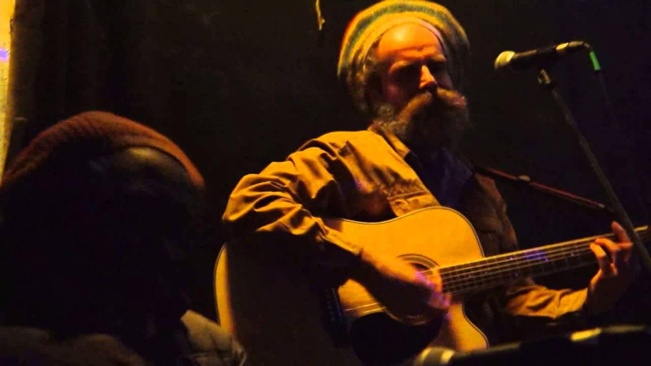 Jamaica Papa Curvin & Uwe Banton - Binghi Vibes in Hamburg [12/13/2013]