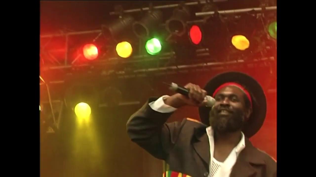 Mikey Dread - Reggae Gone International @SummerJam Festival 2003 [7/6/2003]