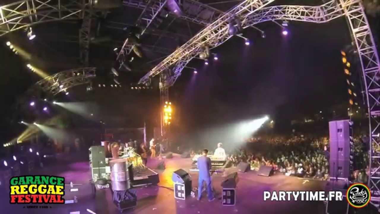 Lutan Fyah & Dub Akom Band @ Garance Festival 2014 [7/25/2014]