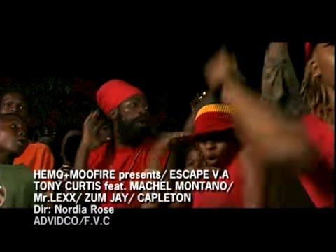 Escape Riddim Medley feat. Capleton, Mr Lexx, Zumjay & Tony Curtis [7/1/2003]