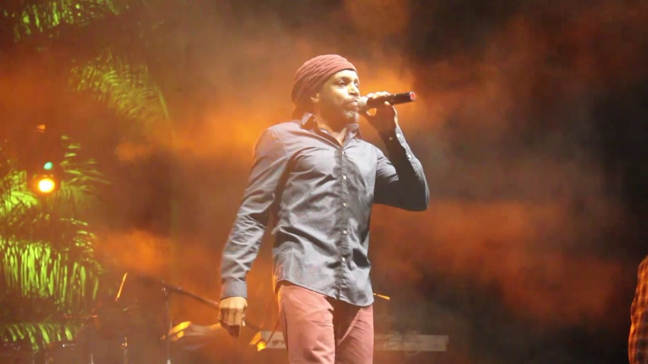 Chronixx, Sevana, Big Youth, Toots, Tony Rebel perform with Third World @ Under The Stars [12/2/2016]