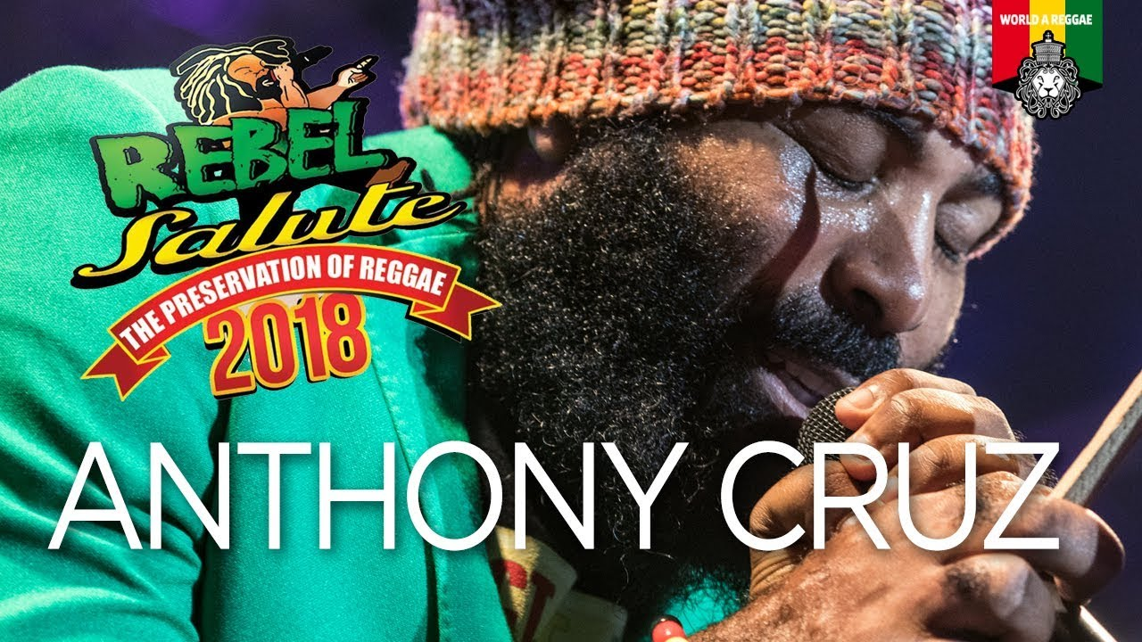Anthony Cruz @ Rebel Salute 2018 [1/13/2018]