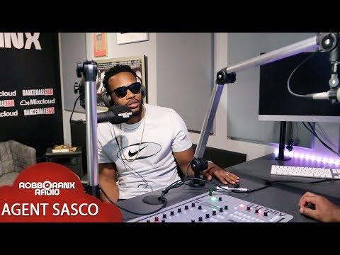 Agent Sasco @ Robbo Ranx Radio [8/30/2019]