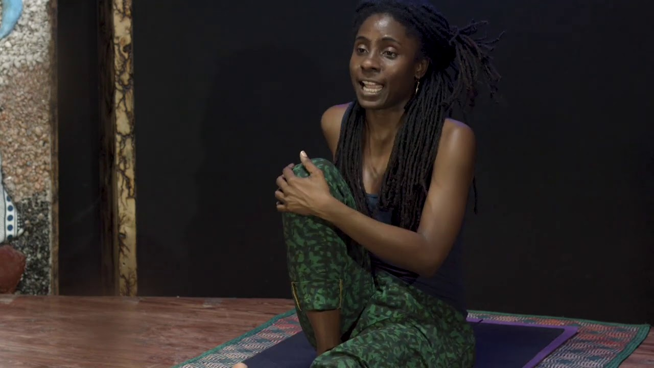 Jah9 - Twists and Forward Folds | NTS Challenge [8/14/2020]