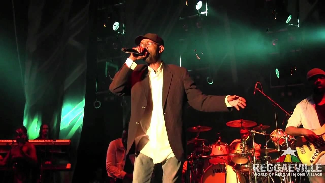 Johnny Osbourne @Reggae Jam [8/5/2012]