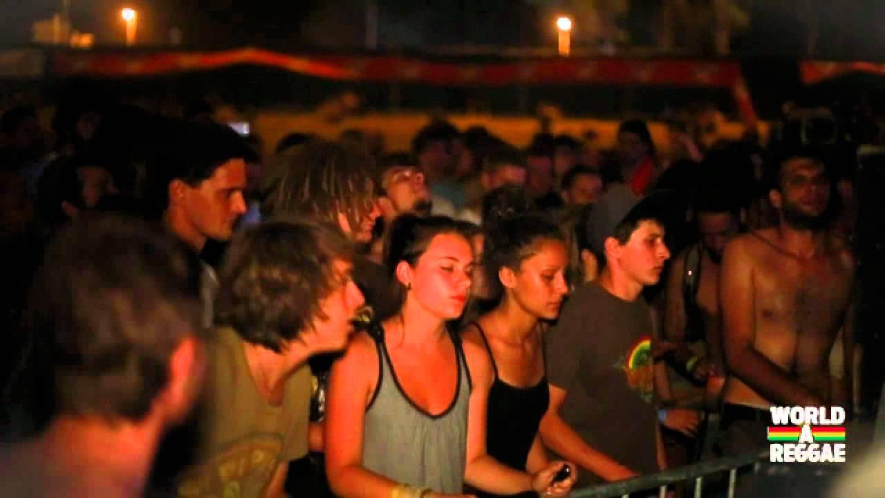 Impressions @Garance Reggae Festival 2012 [8/29/2012]