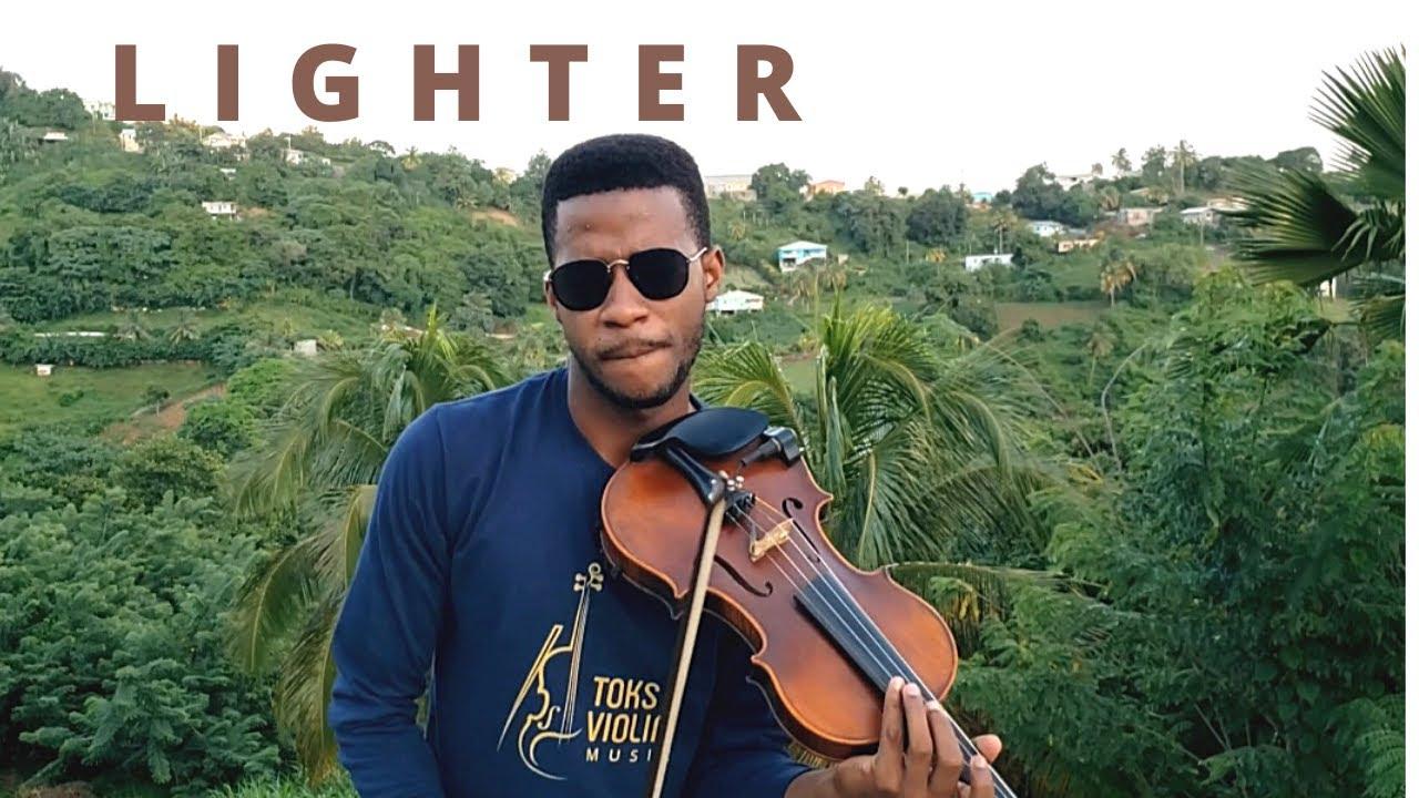 Tarrus Riley - Lighter feat. Shenseea, Rvssian (Violin Cover by Toks Violin) [9/25/2020]