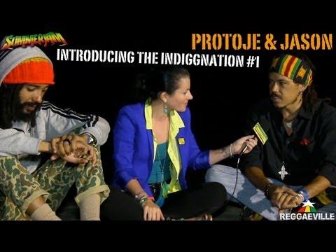 Introducing The Indiggnation #1: Protoje & Jason @ SummerJam 2013 [7/7/2013]