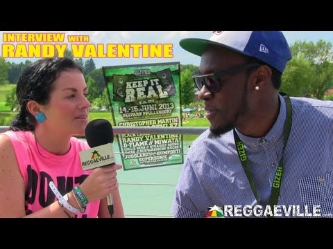 Interview with Randy Valentine @ Keep It Real Jam [6/15/2013]