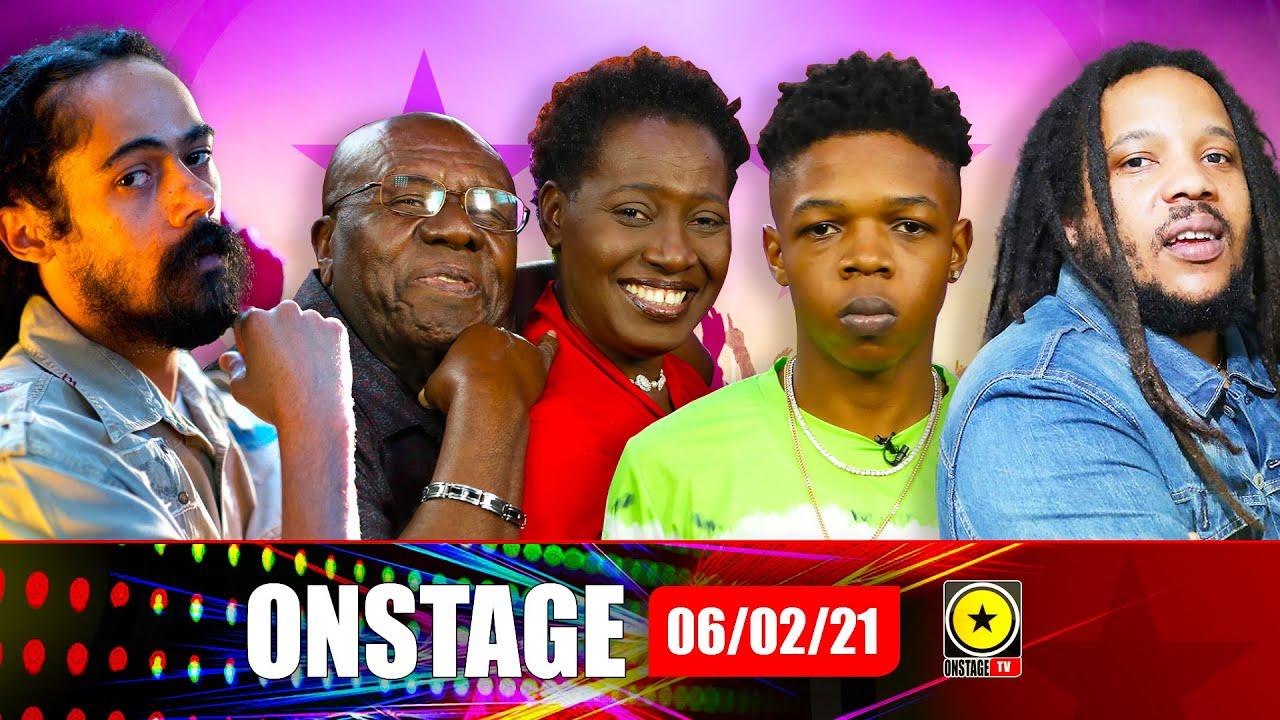 Likkle Addi Set To Run Kartel's Empire, Oliver & Delcita Entangled, Marleys Preserve Jcan Reggae Id (OnStage TV) [2/6/2021]