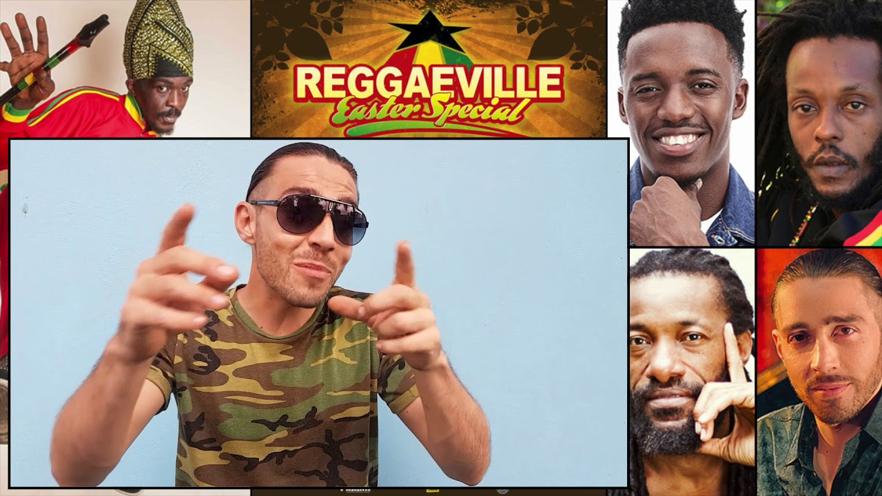 Charly B Announcement - Reggaeville Easter Special 2018 [3/17/2018]