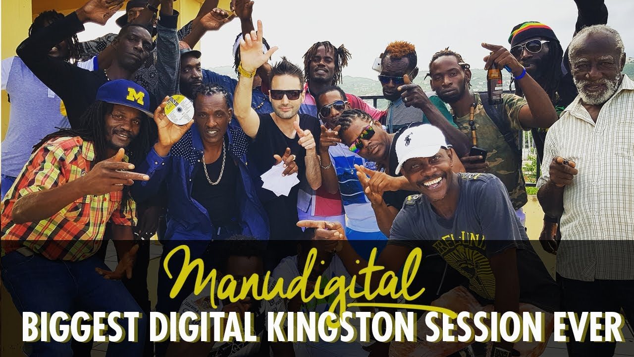 ManuDigital feat. Utan Green, Ninja Ford, Junior Cat & more - Biggest Digital Session [5/15/2020]
