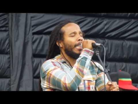 Ziggy Marley - Africa Unite @Jazz Reggae Fest [5/27/2013]