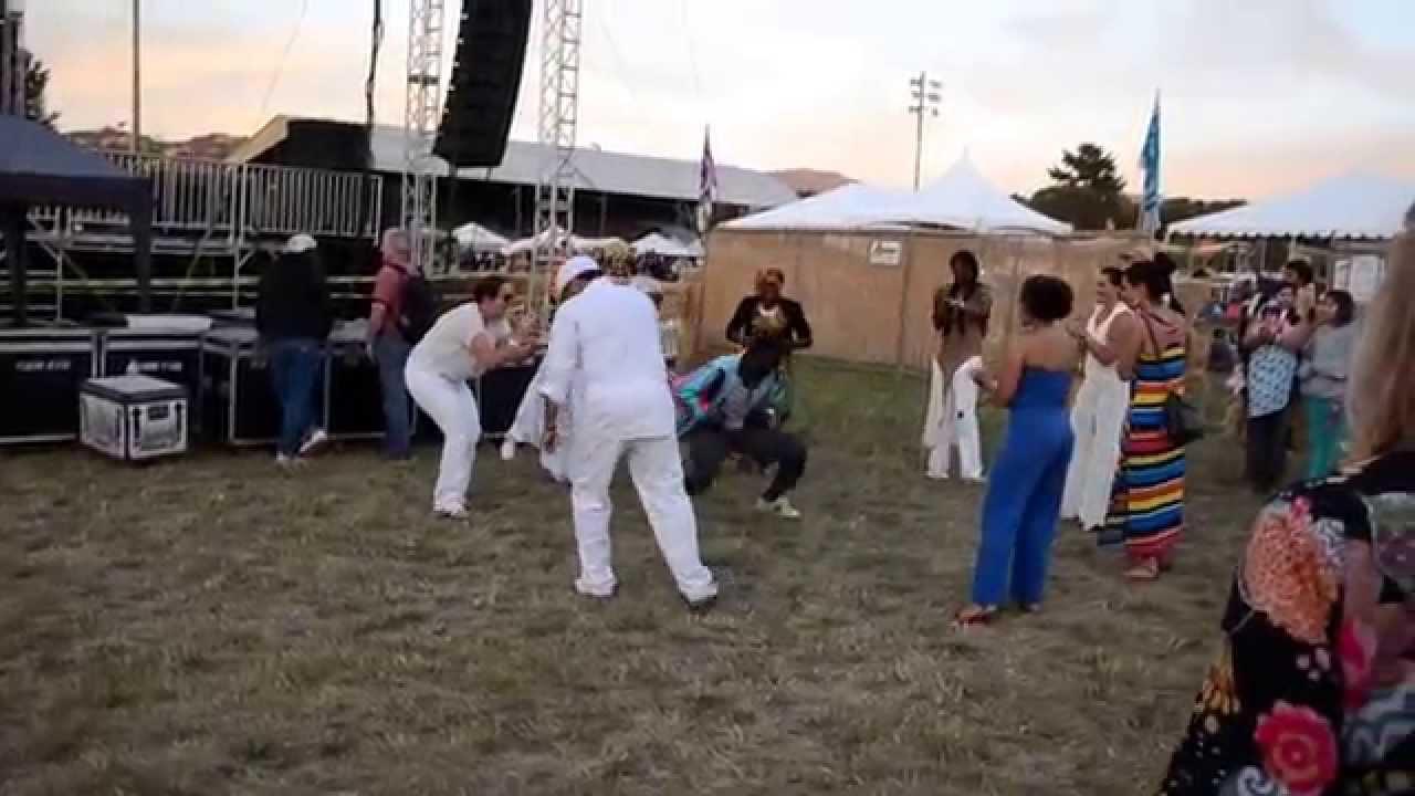 SambaDá Backstage @ Sierra Nevada World Music Festival 2014 [6/20/2014]