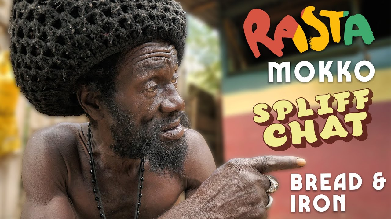 Ras Kitchen - When they ask you for Bread, Don't Give Them Iron! Spliff Chat with Ras Mokko [6/26/2020]