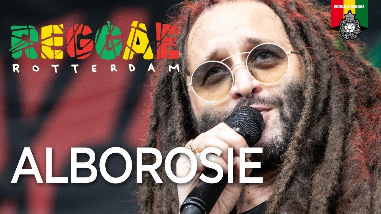 Alborosie @ Reggae Rotterdam Festival 2019 [7/28/2019]