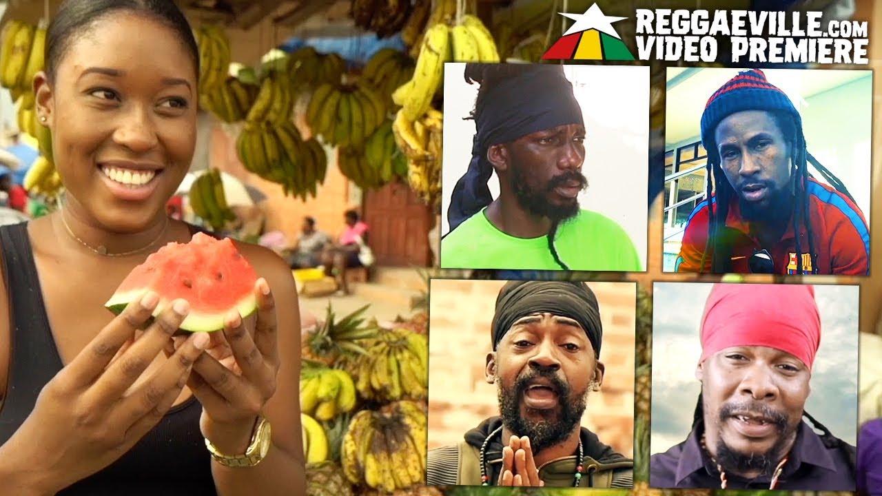 Lutan Fyah, Jah Cure, Sizzla and more - Reggae Sax Riddim Medley [9/26/2018]