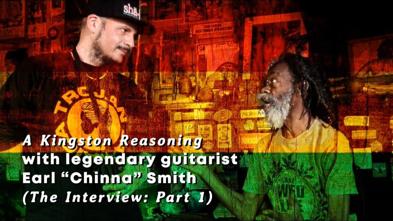 Reasoning with Earl Chinna Smith in Kingston, Jamaica @Reggae-Vibes.com [4/27/2020]