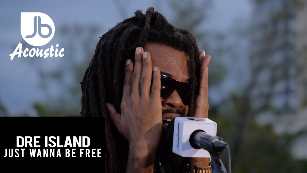 Dre Island - Just Wanna Be Free @ Jussbuss Acoustic [11/10/2019]