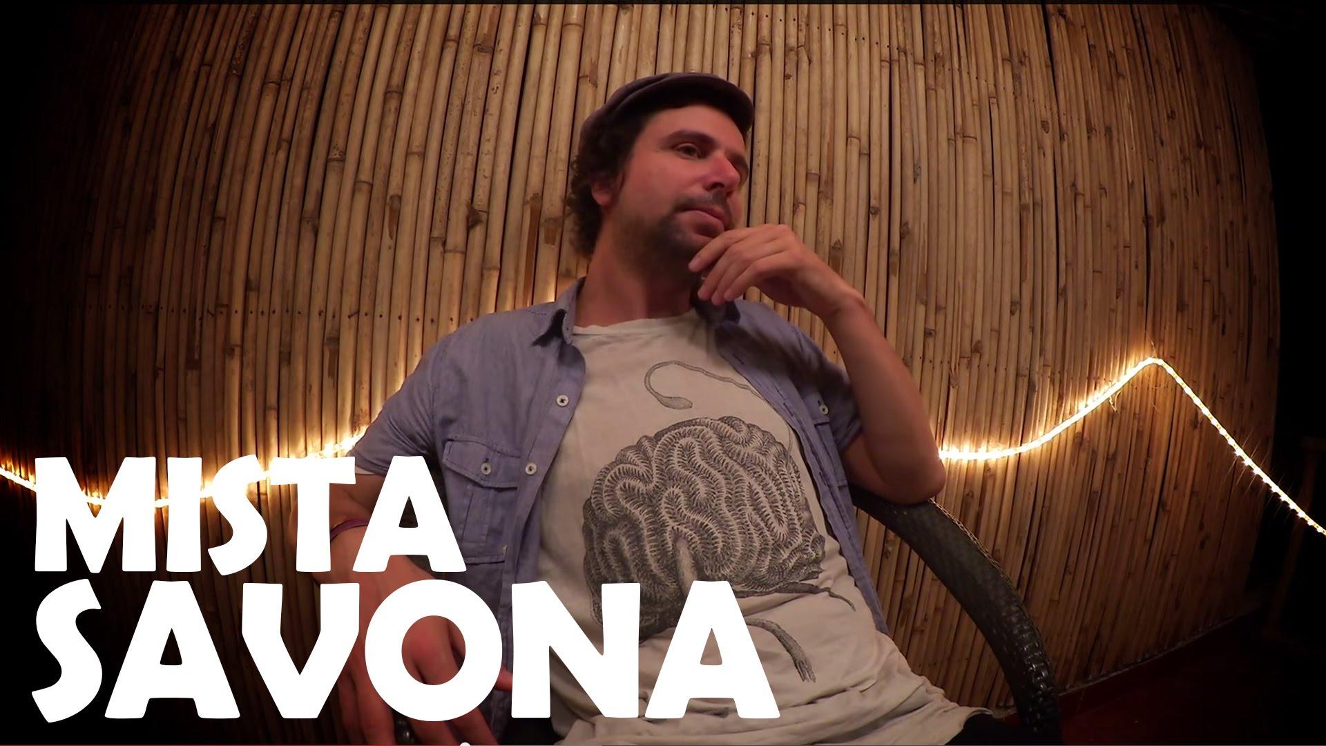 Reggae Rajahs Get To Know: Mista Savona [7/7/2015]