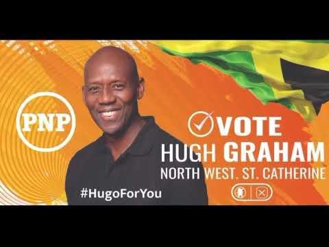Konshens Dubplate for Hugh Graham - Represent #JamaicaElections2020 [8/19/2020]