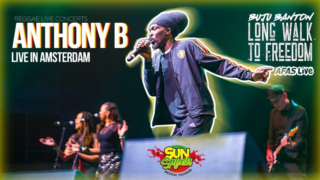 Anthony B & House Of Riddim @ Sun Splash Reggae Festival 2019 [7/7/2019]