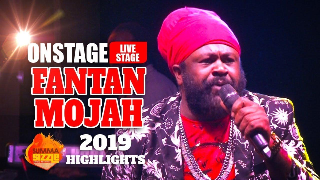 Fantan Mojah @ Summa Sizzle Music Festival 2019 [8/11/2019]