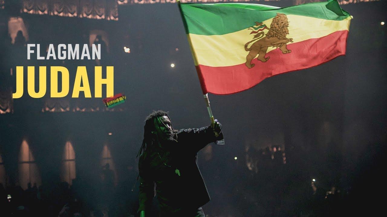 Flagman Judah - Story of Damian Marley's Flagman (I Never Knew TV) [7/18/2019]