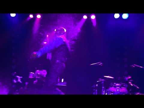 Mr.Vegas @Amsterdam Reggae Festival [2/12/2011]