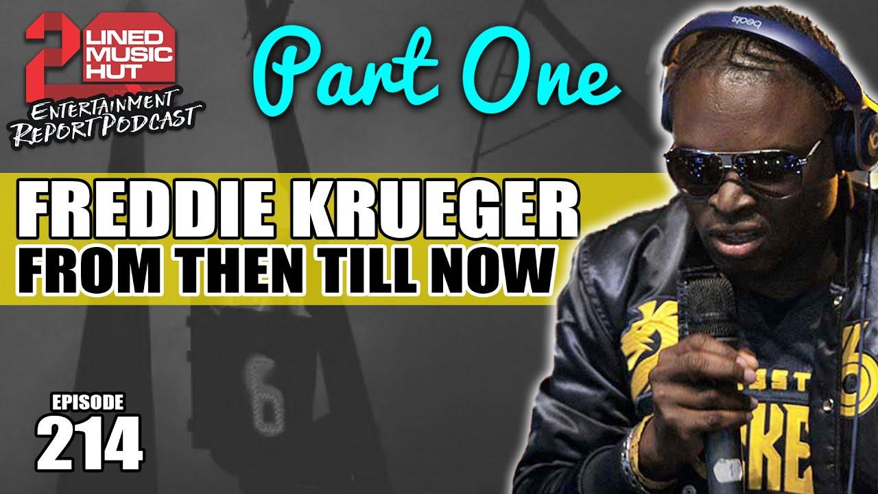 Freddie Krueger Interview @Entertainment Report Podcast (#1) [8/18/2021]