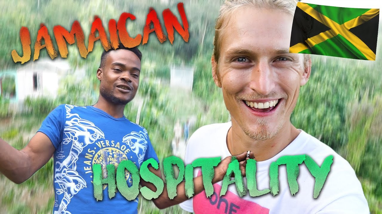 BackpackingSimon - Got invited by a Jamaican Subscriber [4/9/2019]