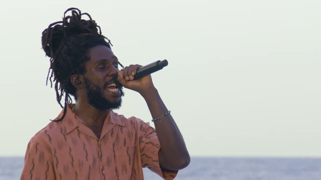 Chronixx - Ghetto People (Livestream from Jamaica) [4/13/2021]