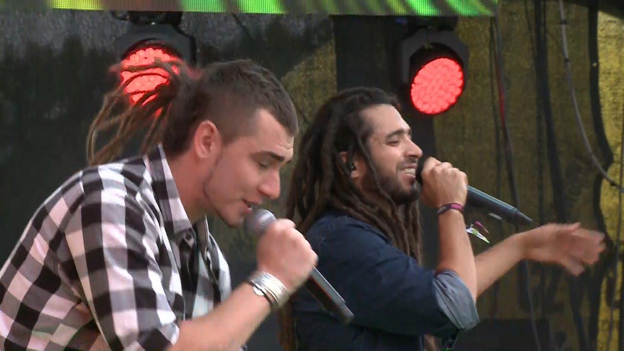 Mesajah & I Grades & Bednarek & RB @ Ostróda Reggae Festival 2016 [8/16/2016]