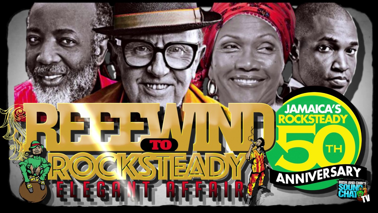 David Rodigan, Marcia Griffiths, Freddie McGregor @ Reewind To Rocksteady 2016 [11/26/2016]