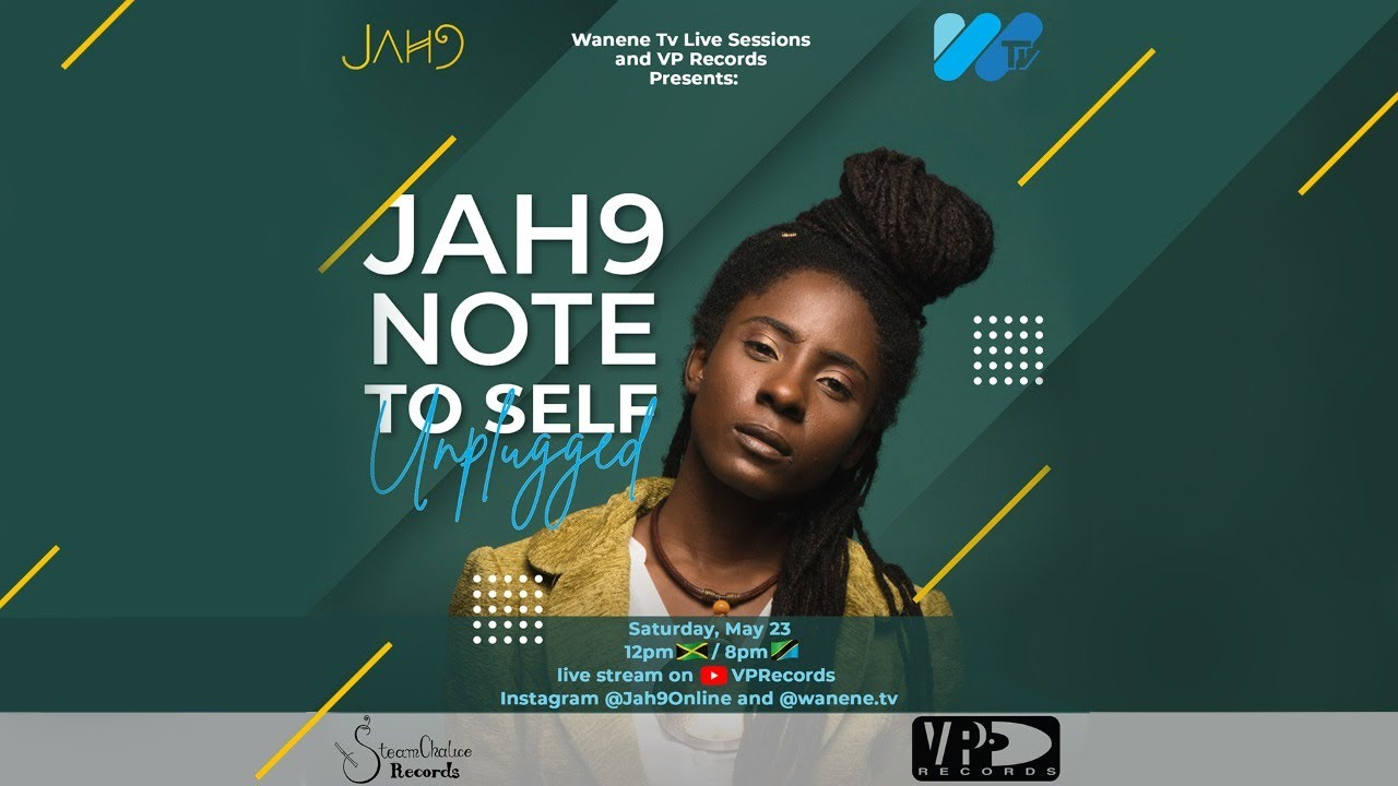 Jah9 - Note To Self Unplugged (Live Stream) [5/23/2020]