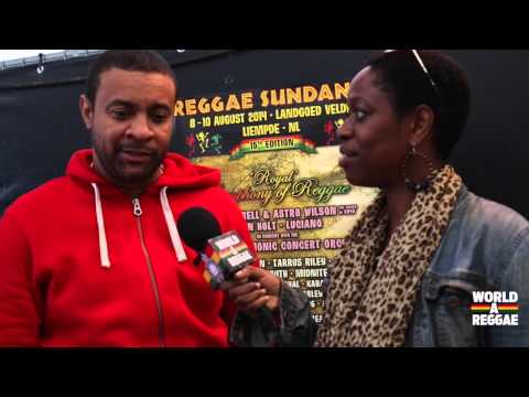 Interview with Shaggy @ Reggae Sundance 2014 [8/10/2014]