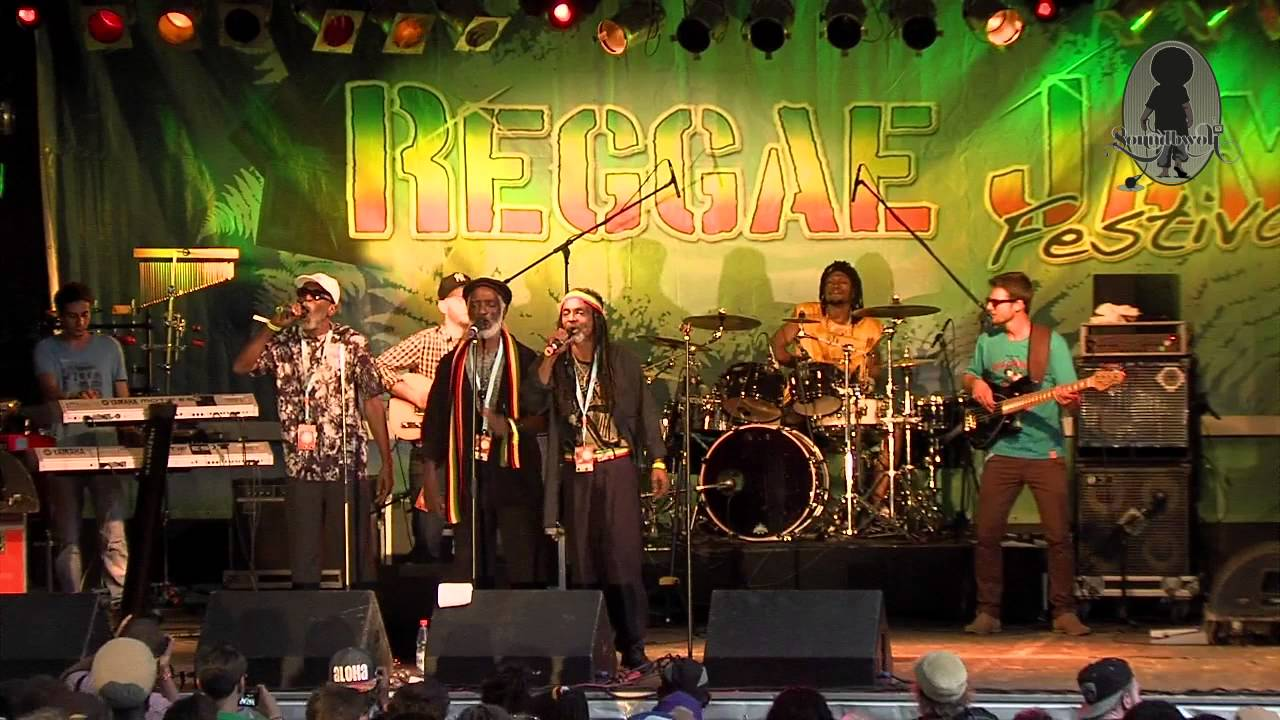 The Viceroys @ Reggae Jam 2014 [8/2/2014]