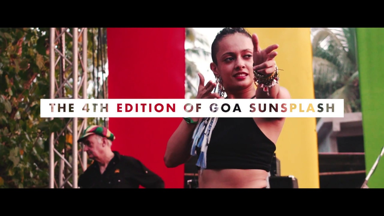 Goa Sunsplash 2019 (Trailer) [10/18/2018]