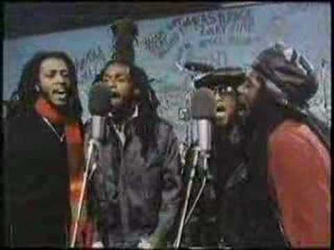 Reggae All-Stars - Get Up Stand Up [11/1/1985]
