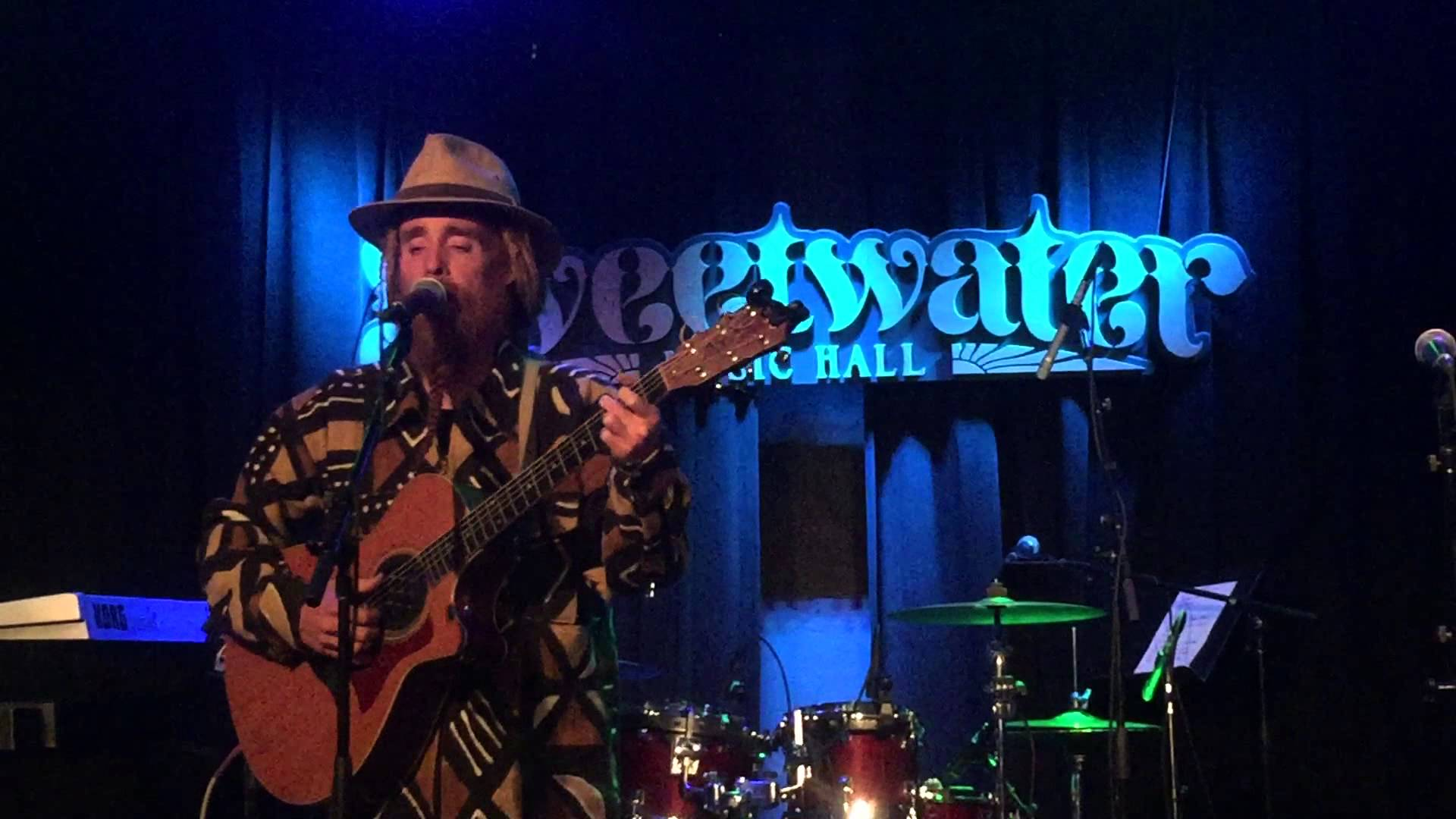Joseph Israel - New Earth @ Sweetwater Music Hall in Mill Valley, CA, USA [7/15/2015]