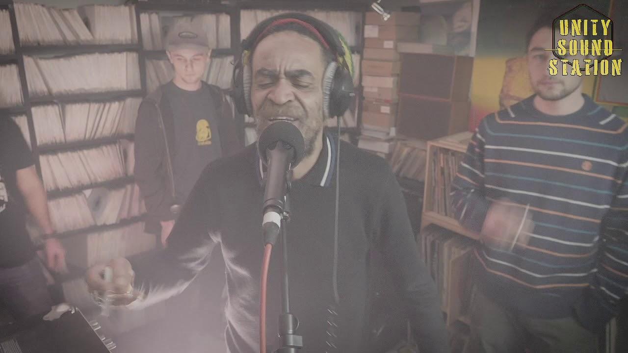 Brother Culture - Rastafari Army @ Unity Sound Station [1/27/2020]
