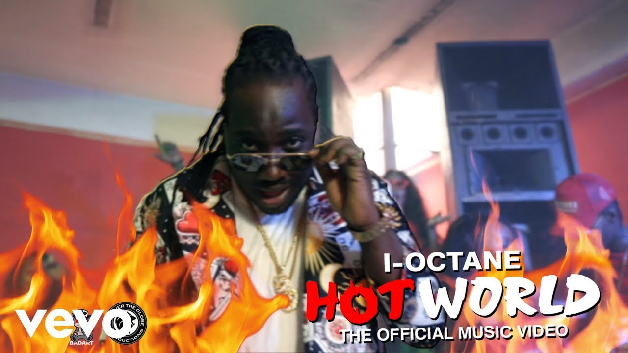 I Octane - Hot World [9/13/2018]